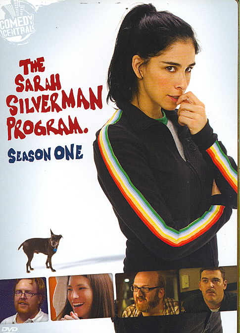SARAH SILVERMAN PROGRAM:FIRST SEASON BY SARAH SILVERMAN PROG (DVD)